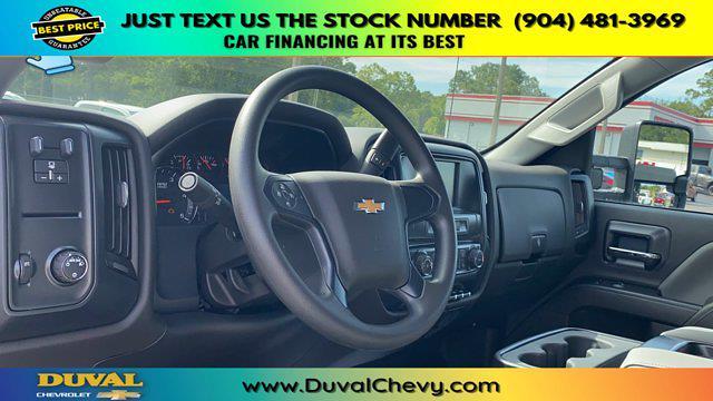 2020 Chevrolet Silverado 5500 Crew Cab DRW RWD, Knapheide Rigid Side Dump Body #LH584804 - photo 21