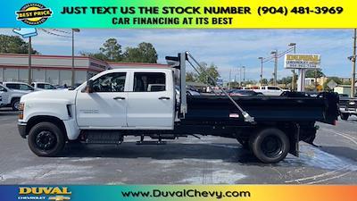 2020 Chevrolet Silverado 5500 Crew Cab DRW RWD, Knapheide Rigid Side Dump Body #LH584804 - photo 5