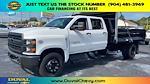 2020 Chevrolet Silverado 5500 Crew Cab DRW RWD, Knapheide Rigid Side Dump Body #LH584804 - photo 4