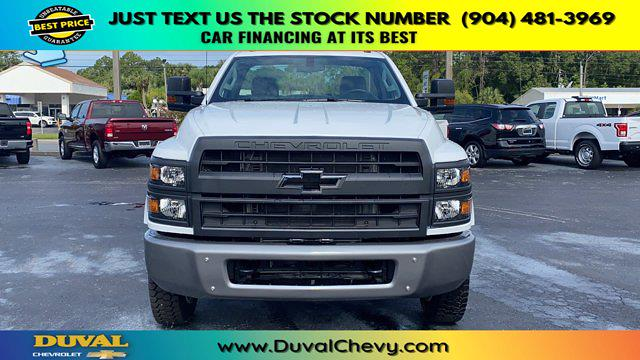 2020 Chevrolet Silverado 5500 Regular Cab DRW RWD, Cab Chassis #LH640328 - photo 4