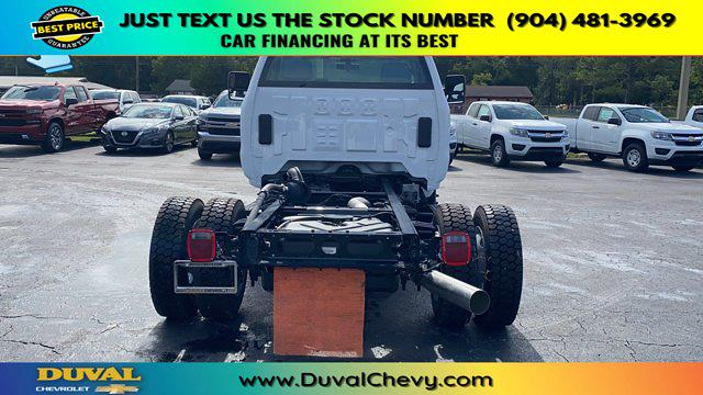 2020 Chevrolet Silverado 5500 Regular Cab DRW RWD, Cab Chassis #LH640328 - photo 2