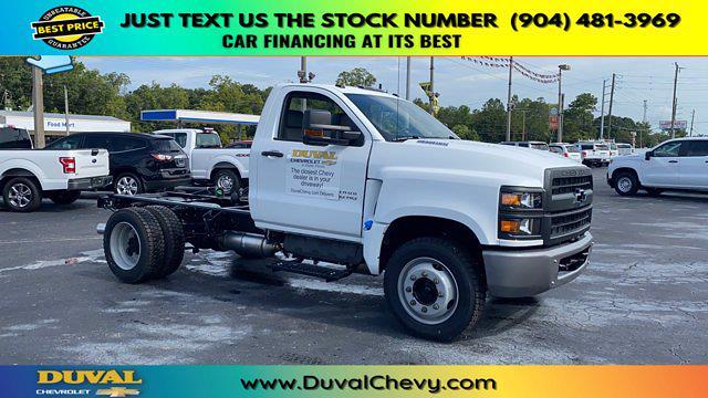 2020 Chevrolet Silverado 5500 Regular Cab DRW RWD, Cab Chassis #LH640328 - photo 1