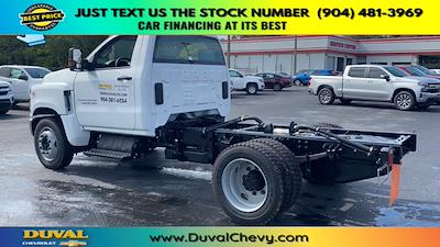 2020 Chevrolet Silverado 5500 Regular Cab DRW RWD, Cab Chassis #LH640328 - photo 3