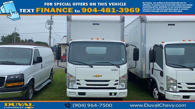 2020 Chevrolet LCF 3500 Regular Cab DRW 4x2, Knapheide Dry Freight #LS801680 - photo 1
