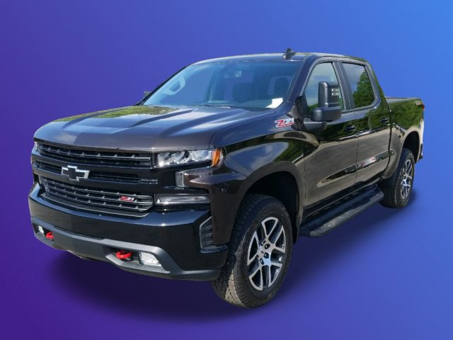 2020 Silverado 1500 Crew Cab 4x4, Pickup #LZ100609 - photo 1