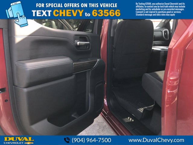 2020 Silverado 1500 Crew Cab 4x4, Pickup #LZ104471 - photo 12
