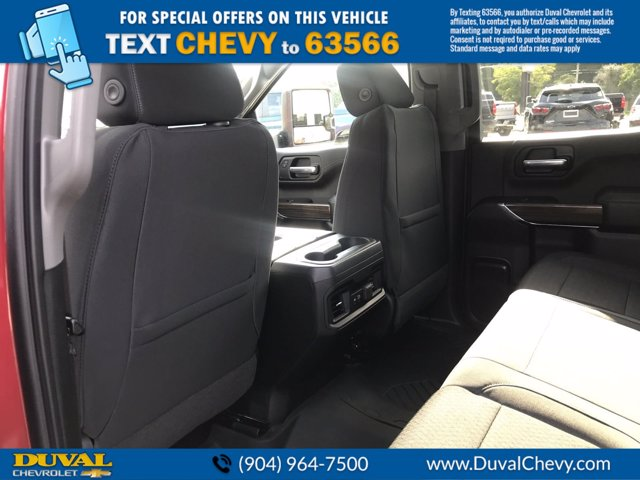 2020 Silverado 1500 Crew Cab 4x4, Pickup #LZ104471 - photo 14