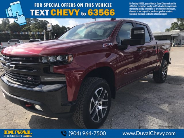 2020 Silverado 1500 Crew Cab 4x4, Pickup #LZ104471 - photo 2