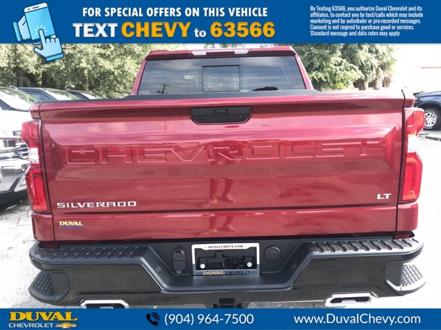 2020 Silverado 1500 Crew Cab 4x4, Pickup #LZ104471 - photo 4