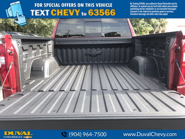 2020 Silverado 1500 Crew Cab 4x4, Pickup #LZ104471 - photo 5