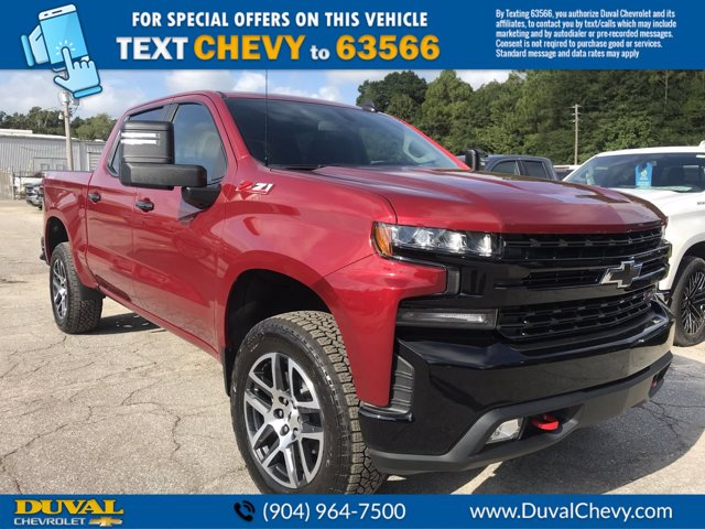 2020 Silverado 1500 Crew Cab 4x4, Pickup #LZ104471 - photo 9