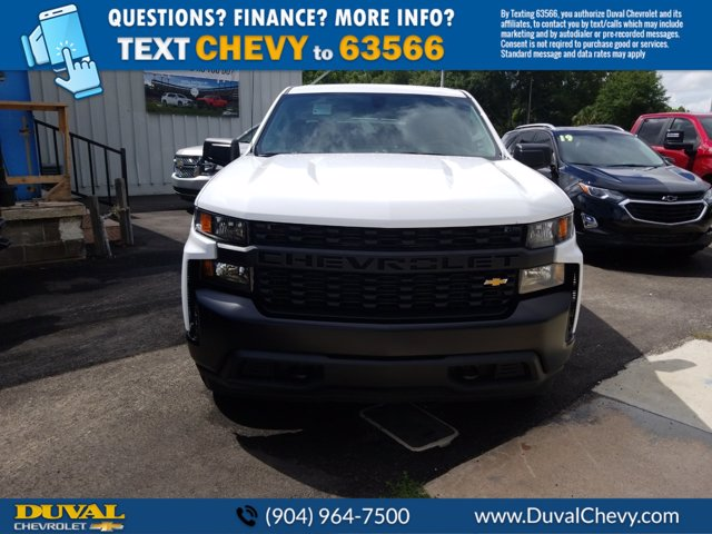 2020 Chevrolet Silverado 1500 Crew Cab 4x4, Pickup #LZ184720 - photo 3