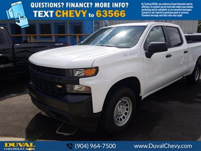 2020 Chevrolet Silverado 1500 Crew Cab 4x4, Pickup #LZ184720 - photo 4