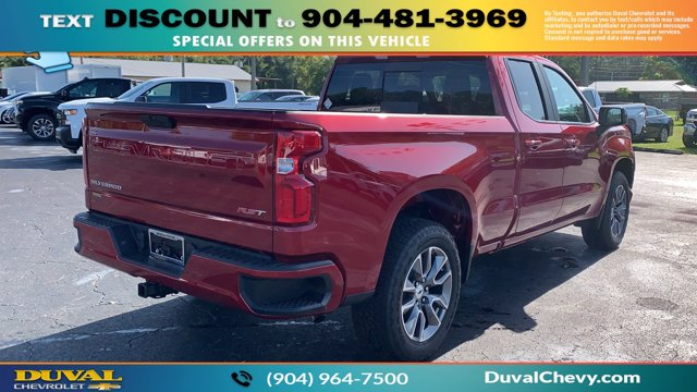 2020 Chevrolet Silverado 1500 Double Cab RWD, Pickup #LZ291876 - photo 1