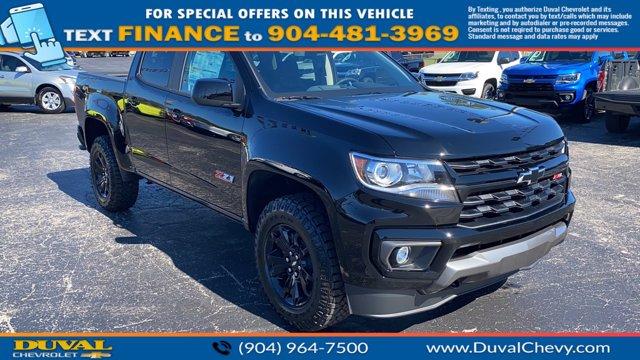 2021 Chevrolet Colorado Crew Cab 4x2, Pickup #M1134874 - photo 1