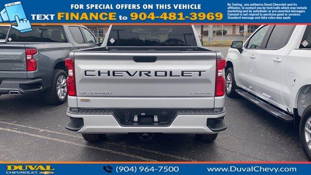 2021 Chevrolet Silverado 1500 Crew Cab 4x4, Pickup #MG145122 - photo 2