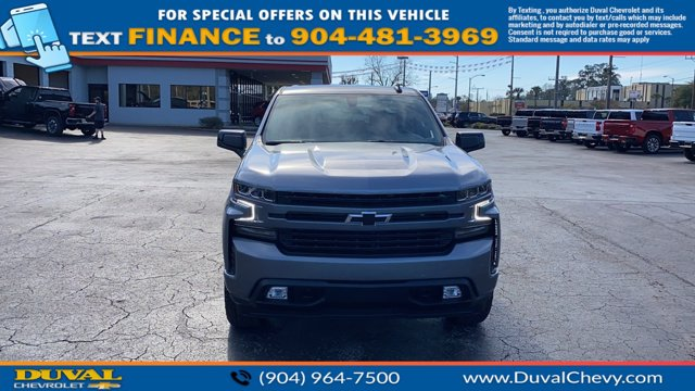 2021 Chevrolet Silverado 1500 Crew Cab 4x4, Pickup #MZ141917 - photo 3