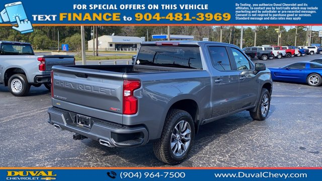 2021 Chevrolet Silverado 1500 Crew Cab 4x4, Pickup #MZ141917 - photo 2