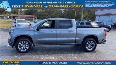 2021 Chevrolet Silverado 1500 Crew Cab 4x4, Pickup #MZ141917 - photo 5