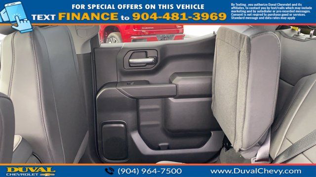 2021 Chevrolet Silverado 1500 Crew Cab 4x4, Pickup #MZ177579 - photo 22