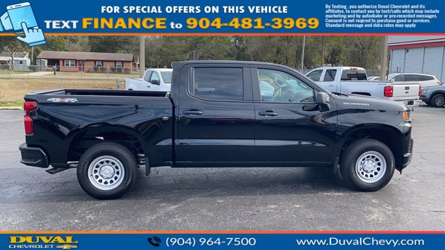 2021 Chevrolet Silverado 1500 Crew Cab 4x4, Pickup #MZ177579 - photo 27