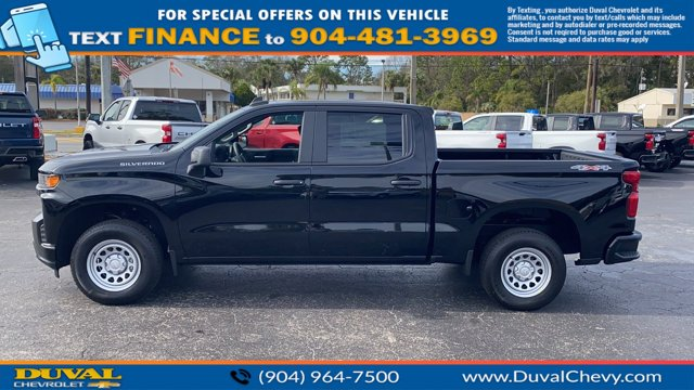 2021 Chevrolet Silverado 1500 Crew Cab 4x4, Pickup #MZ177579 - photo 5