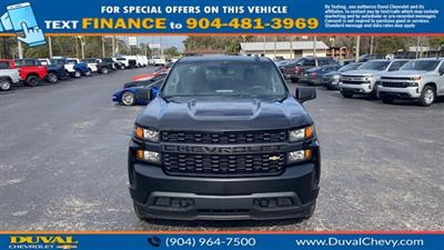 2021 Chevrolet Silverado 1500 Crew Cab 4x4, Pickup #MZ177579 - photo 3