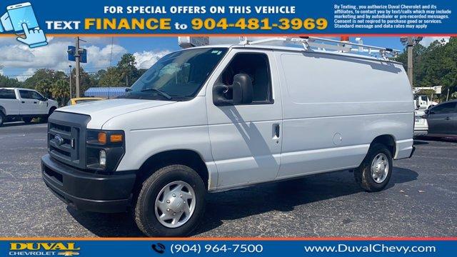 2012 Ford E-150 RWD, Upfitted Cargo Van #PCDB38674 - photo 1