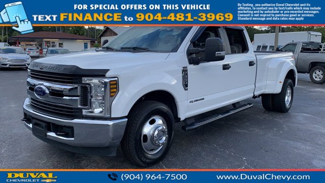 2019 Ford F-350 Crew Cab DRW RWD, Pickup #PKED23265 - photo 4