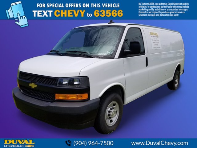 2020 Chevrolet Express 2500 4x2, Empty Cargo Van #PL1120766 - photo 1