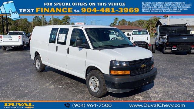 2020 Chevrolet Express 2500 4x2, Empty Cargo Van #PL1142001 - photo 1