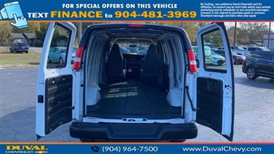 2020 Chevrolet Express 2500 4x2, Empty Cargo Van #PL1142001 - photo 2