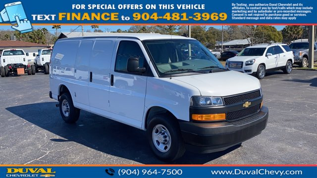 2020 Chevrolet Express 2500 4x2, Empty Cargo Van #PL1148628 - photo 1