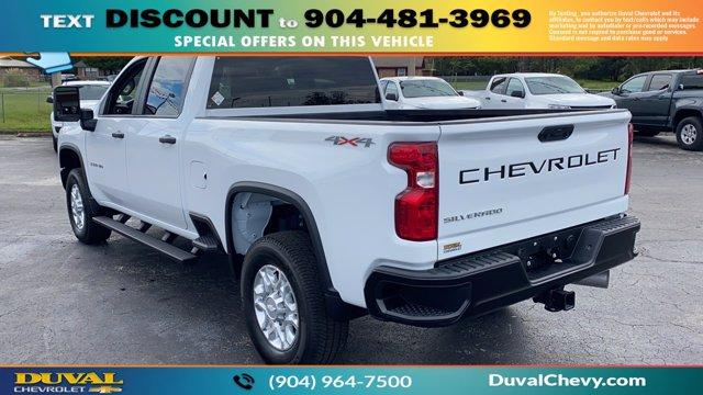 2020 Chevrolet Silverado 3500 Crew Cab 4x4, Pickup #PLF100167 - photo 2
