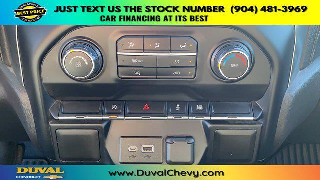2020 Chevrolet Silverado 1500 Crew Cab 4x2, Pickup #PLG155245 - photo 18