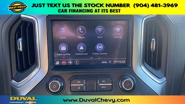 2020 Chevrolet Silverado 1500 Crew Cab 4x2, Pickup #PLG155245 - photo 19