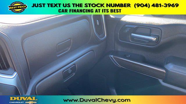 2020 Chevrolet Silverado 1500 Crew Cab 4x2, Pickup #PLG155245 - photo 21