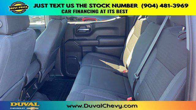 2020 Chevrolet Silverado 1500 Crew Cab 4x2, Pickup #PLG155245 - photo 23