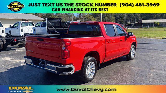 2020 Chevrolet Silverado 1500 Crew Cab 4x2, Pickup #PLG155245 - photo 2