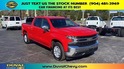 2020 Chevrolet Silverado 1500 Crew Cab 4x2, Pickup #PLG155245 - photo 1