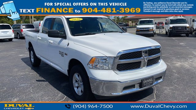 2020 Ram 1500 Crew Cab 4x4, Pickup #PLS106980 - photo 3