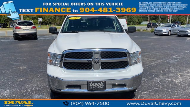 2020 Ram 1500 Crew Cab 4x4, Pickup #PLS106980 - photo 5
