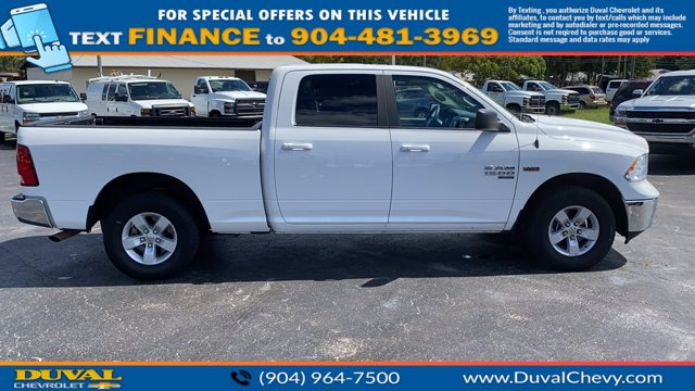 2020 Ram 1500 Crew Cab 4x4, Pickup #PLS106980 - photo 27