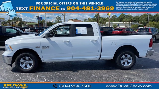 2020 Ram 1500 Crew Cab 4x4, Pickup #PLS106980 - photo 6