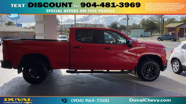 2020 Chevrolet Silverado 1500 Crew Cab 4x4, Pickup #PLZ105212 - photo 29
