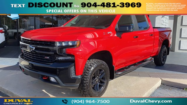 2020 Chevrolet Silverado 1500 Crew Cab 4x4, Pickup #PLZ105212 - photo 5