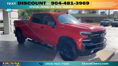 2020 Chevrolet Silverado 1500 Crew Cab 4x4, Pickup #PLZ105212 - photo 1