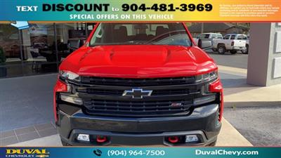 2020 Chevrolet Silverado 1500 Crew Cab 4x4, Pickup #PLZ105212 - photo 3