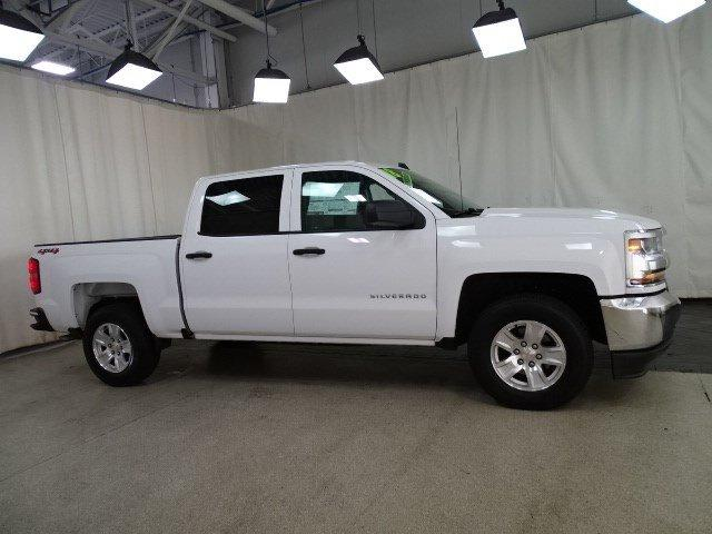 2018 Silverado 1500 Crew Cab 4x4,  Pickup #B24928 - photo 3