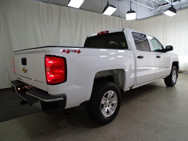2018 Silverado 1500 Crew Cab 4x4,  Pickup #B24928 - photo 2